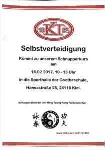 Flyer zur Veranstaltung