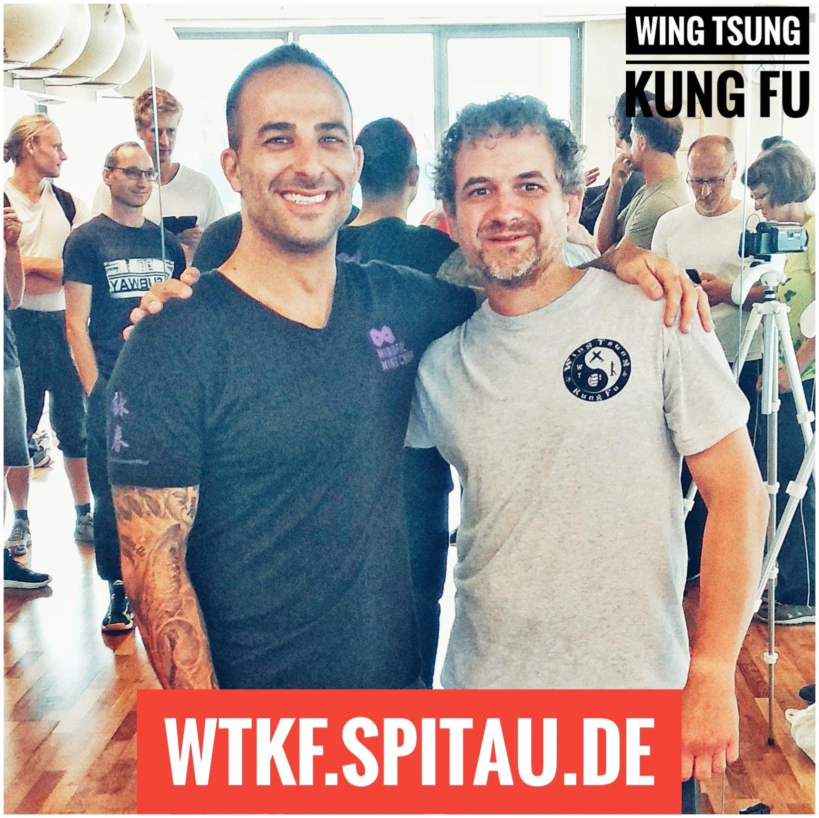 Ich Nima King und Sihing Marcel Spitau